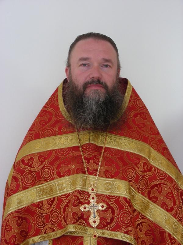 Протоиерей Серафим Иванович Сологуб